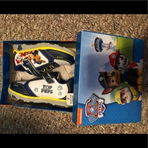 Paw Patrol runners infant size 7